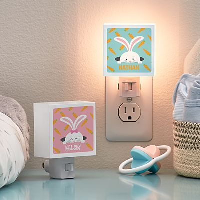 Peek-a-Boo Bunny Nightlight