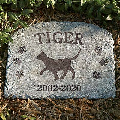 Memorial Stone - Dog or Cat