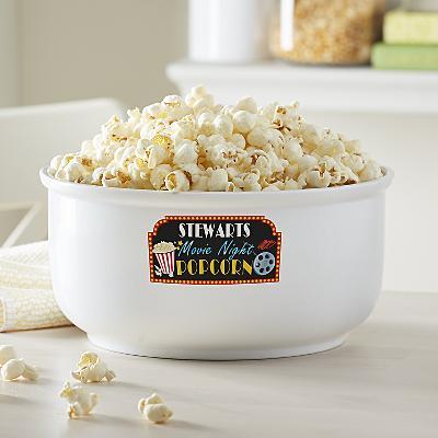 Movie Night Treat Bowl