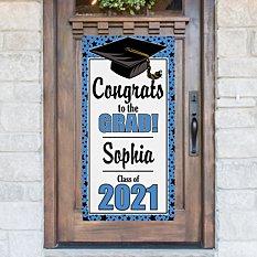 Graduation Door Hanging Banner