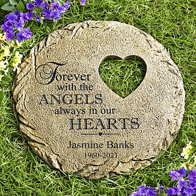 In Our Hearts Memorial Stone
