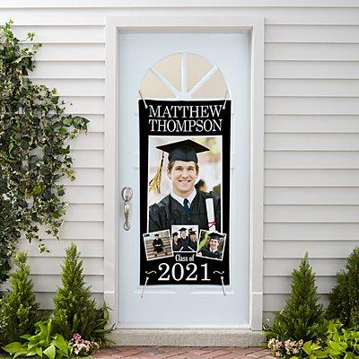 Picture of Success Graduation Photo Banner
