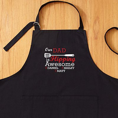 Flipping Awesome Grilling Apron