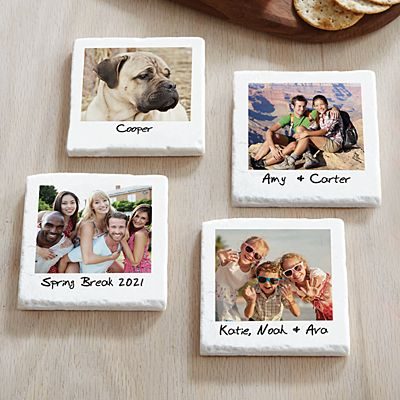 Picture Perfect Photo Coasters