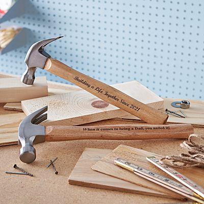 Building Memories Wood Hammer