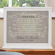 Wedding Prayer Accent Light