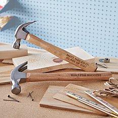 Nailed It! Wood Hammer