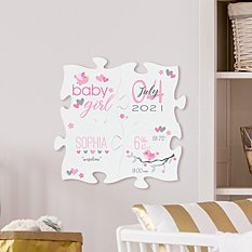 All About Baby Mini Puzzle Piece Set