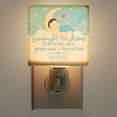 Goodnight Jesus Night Light