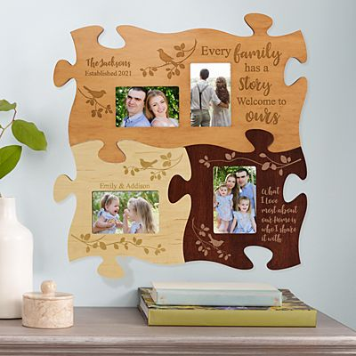 Our Family Story Puzzle Set