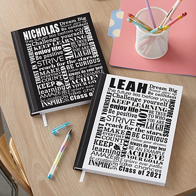 Dream Big Graduation Notebook