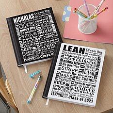 Dream Big Graduation Notebook