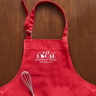 Eat Local Apron
