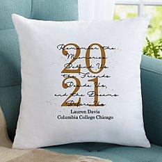 Graduation Memories Pillow