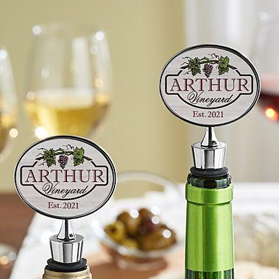 Vineyard Wine Stopper