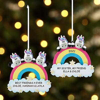 Magical Unicorns Ornament
