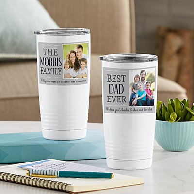 Sweet Sayings Photo Insulated Tumbler