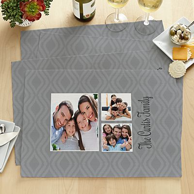 Picture It! Photo Memories Placemat
