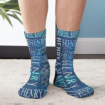 Signature Style Socks