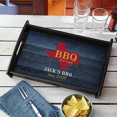 BBQ Local Tray