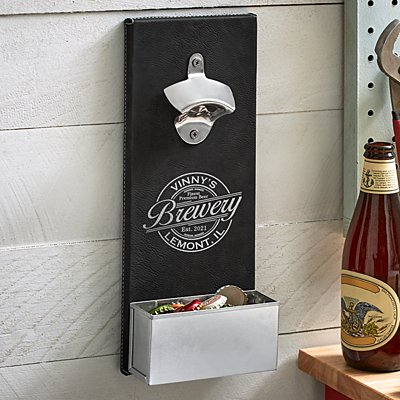 Big Time Brewery Wall Bottle Opener