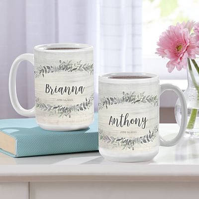 Simply Elegant Mug Set