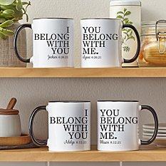 We Belong Together Mug Set