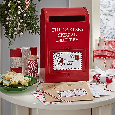 Letters to Santa Postbox