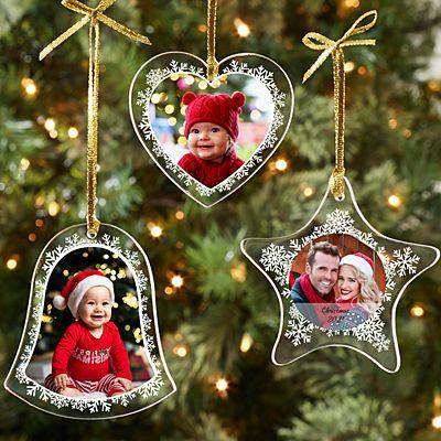 Picture Perfect Photo Acrylic Ornament