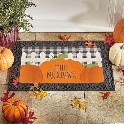 Sweetest Pumpkin Patch Doormat
