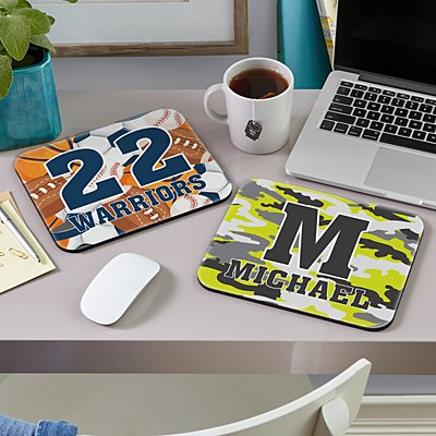 Their Own Name Mouse Pad