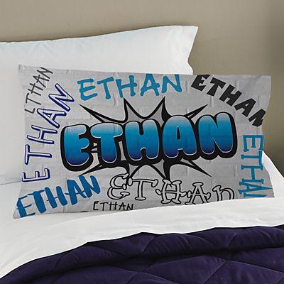 Graffiti Fun Pillowcase