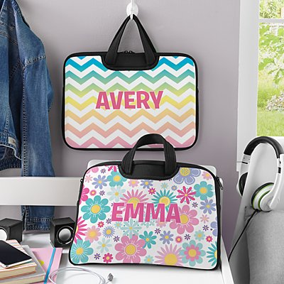 Pretty Pattern Laptop Case