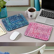 Signature Style Mouse Pad