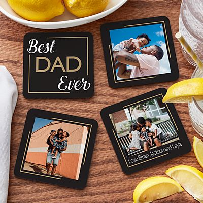 Best Ever Photo Coasters