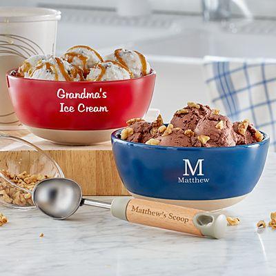 Bowl Of Fun Ice Cream Set