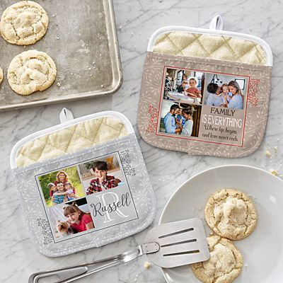 Create Your Own Photo Pot Holder