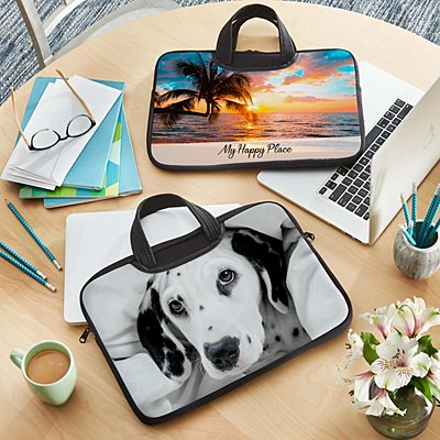 Picture Perfect Photo Laptop Carrying Bag