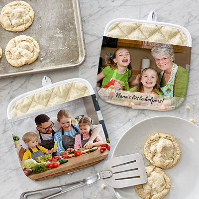 Picture Perfect Pot Holder
