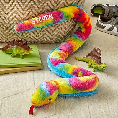 Plush Snake