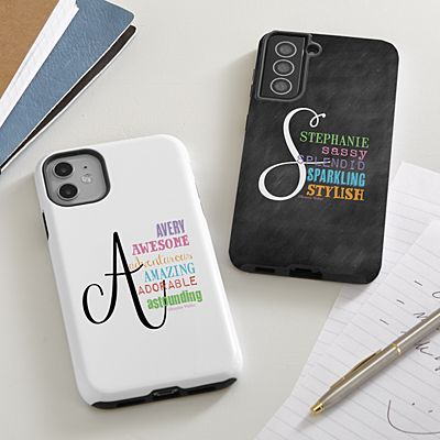 All About Her Phone Case