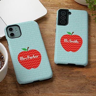 Apple For Teacher Phone Case