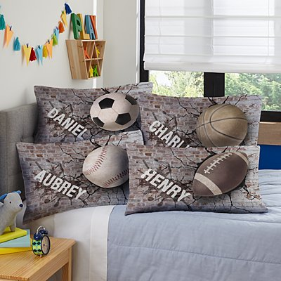 Sports Galore Pillowcase