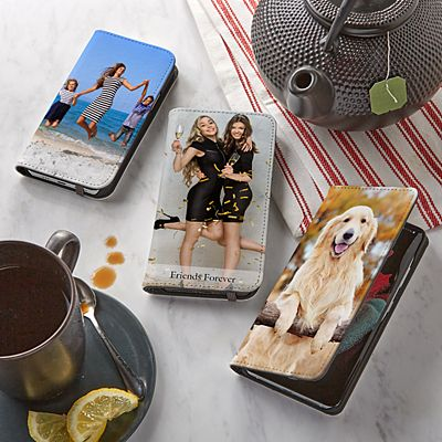 Picture Perfect Photo Phone Folio Case