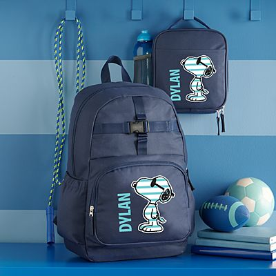 PEANUTS® Back to Cool Backpack Collection - Navy