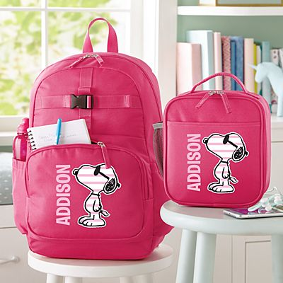 PEANUTS® Back to Cool Backpack Collection - Pink