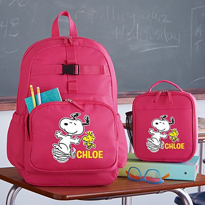PEANUTS® Happy Dance Backpack Collection - Pink