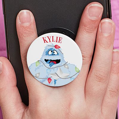Rudolph® Bumble™ Tangled in Lights PopSockets PopGrip®