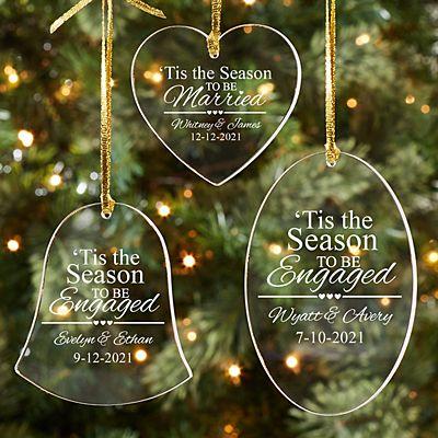 'Tis the Season Acrylic Ornament