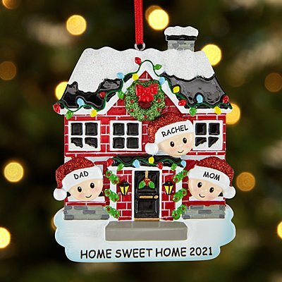 Together Again Family Ornament